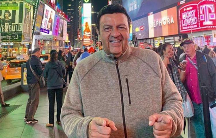 Osvaldo Ayala y su grupo viajaron a Nueva York