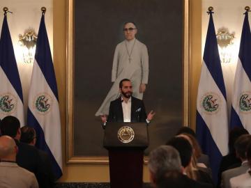 Bukele exige renuncia y proceso penal para presidente de Congreso salvadoreño