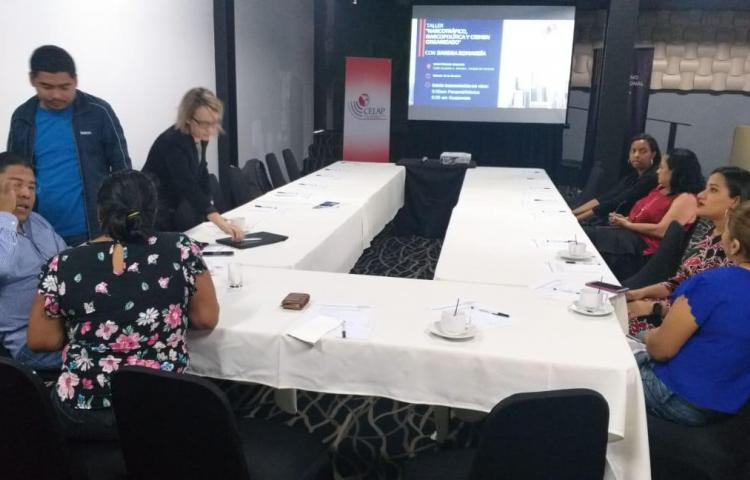 Celap realiza seminario para periodistas