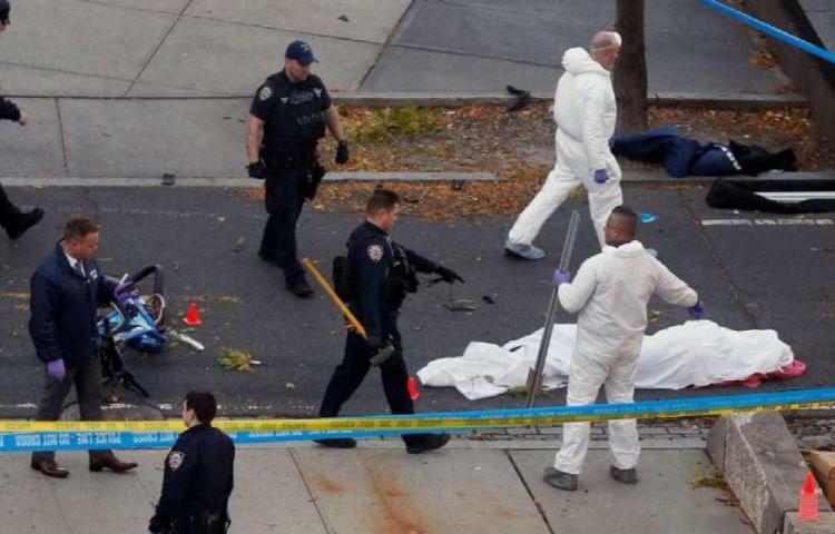 4 asesinados en una casa ilegal de apuestas