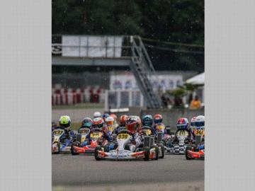 ¡Podemos soñar en el karting internacional!
