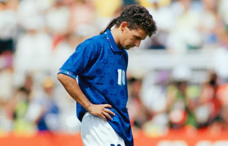 Baggio pidió a su madre que lo matara