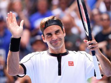 Roger Federer jugará los JJ.OO. de Tokio