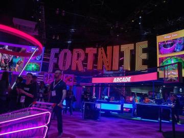 """Un misterioso agujero negro deja a oscuras al famoso videojuego """"Fortnite"""""""