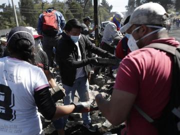 500 dólares en 12 días vendiendo mascarillas en Quito