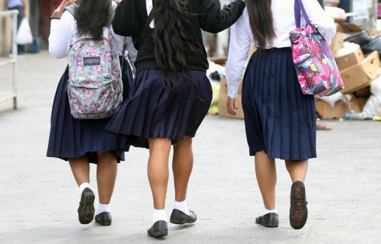 ¿Qué rol cumplen los padres en los embarazos de las estudiantes?