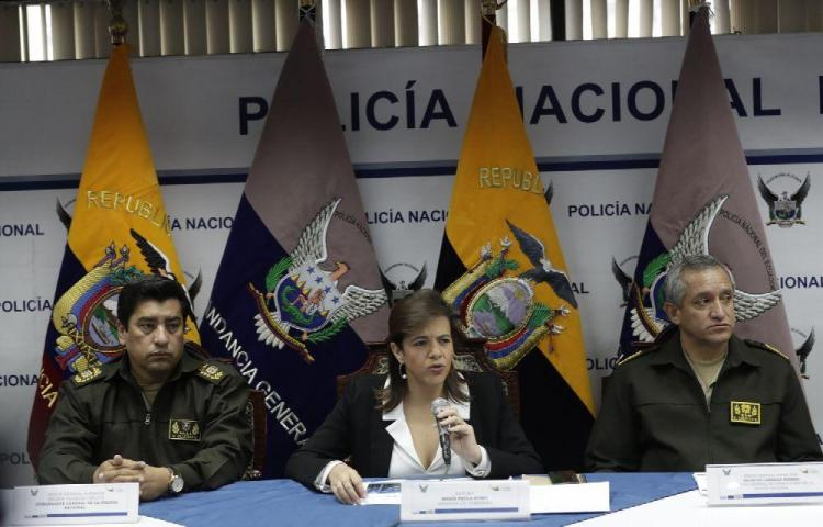 Las protestas dejan 435 policías heridos y 108 patrulleros dañados en Ecuador