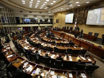 AN abre debate de reforma constitucional contra la corrupción