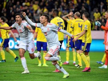 Los ibéricos, a su séptima fase final consecutiva de una Eurocopa