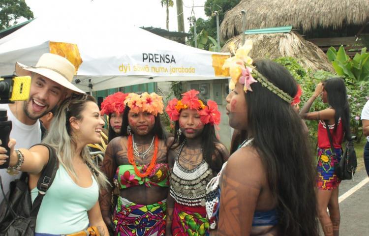 ¡Yummy! En Panamá se hizo el patacón más grande del mundo