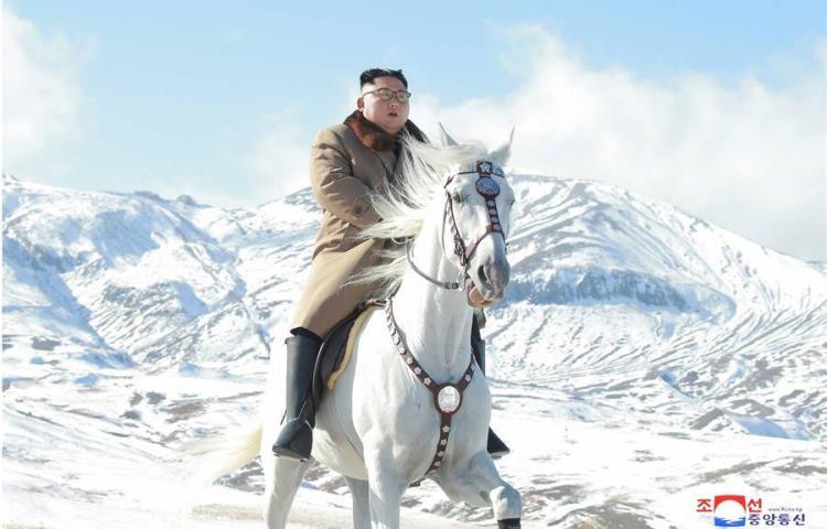 Corea del Norte publica fotos de Kim Jong-un, ¿con mensaje subliminal?