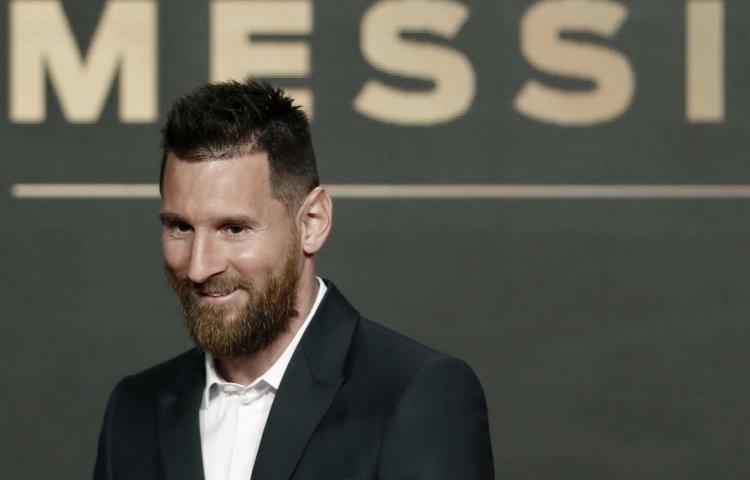 """Messi estaría """"toda la vida"""" en Barcelona si sabe que competirá"""