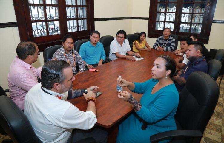 Preparan los 'Juegos Ancestrales Indígenas Panamá 2020'