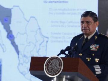 Anarquía por operativo contra el hijo del 'Chapo'