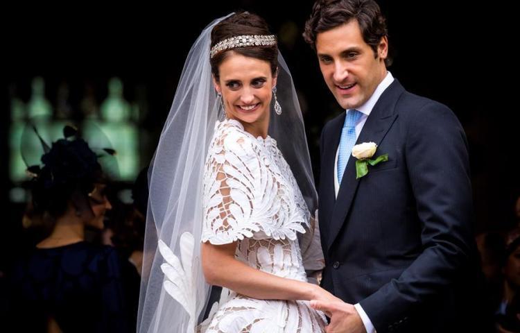 El heredero de Napoleón se casa con una descendiente imperial austríaca
