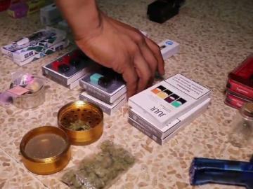 Marihuana líquida era vendida a estudiantes de escuelas privadas