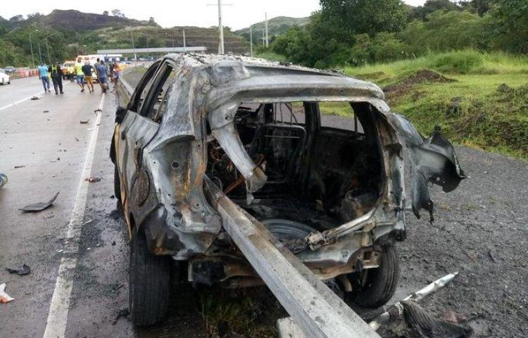 Taxista muere en elCorredor Norte