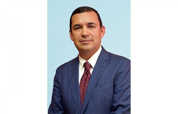 Héctor Ortega es elegido como Director General y Presidente Designado del Metro