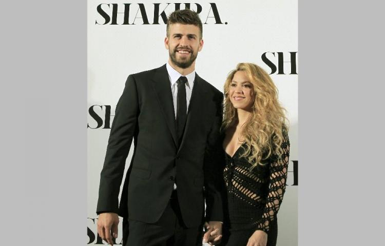 Piqué, ficha al sobrino de Shakira