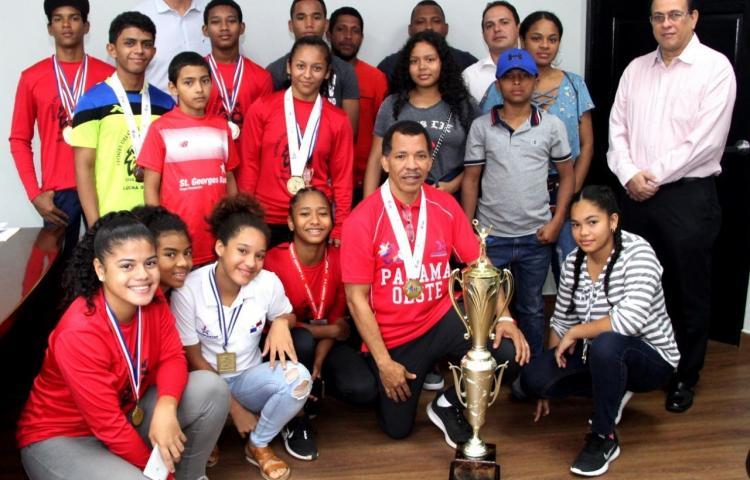 Panamá albergará el Campeonato de lucha olímpica escolar