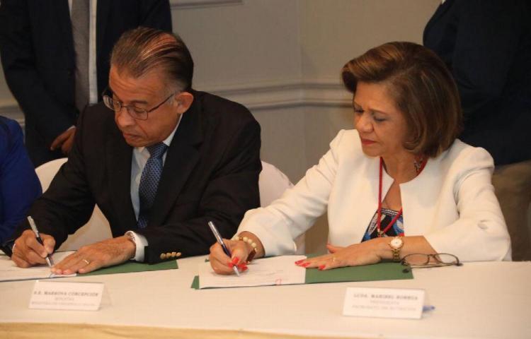 Mida firmó convenio que implementará 155 proyectos de producción agrícola