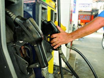 Gasolina de 91 octanos y el diésel suben de precio a partir del viernes