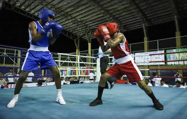El boxeo olímpico panameño, con todo