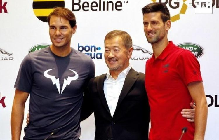 Nadal derrotó a Djokovic en Kazajistán