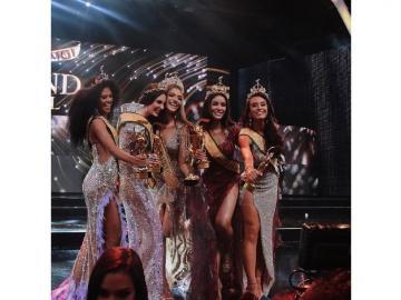 Carmen Drayton es la tercera finalista del Miss Grand International 2019