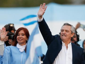 Los argentinos entran en período de reflexión para las presidenciales