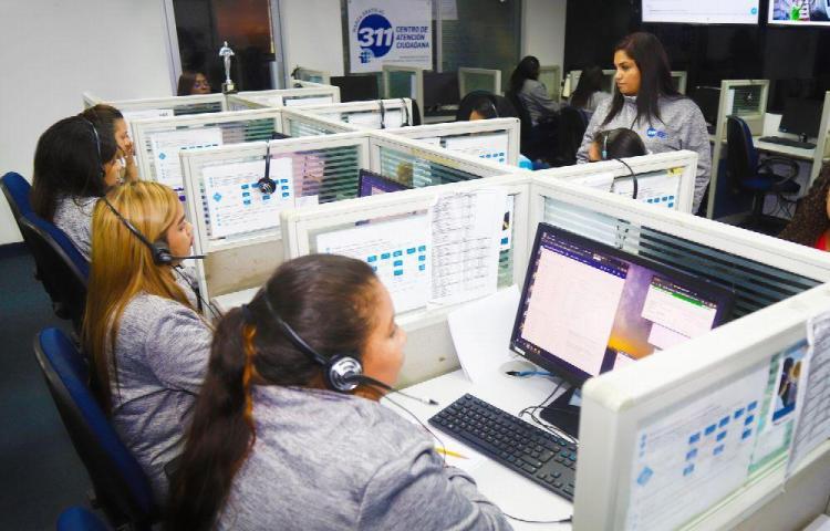En 9 años, 13 millones de llamadas recibió el 311