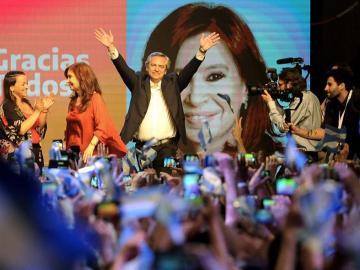 Sigue el 'kirchnerismo': Argentinos escogen a Alberto Fernández como nuevo presidente