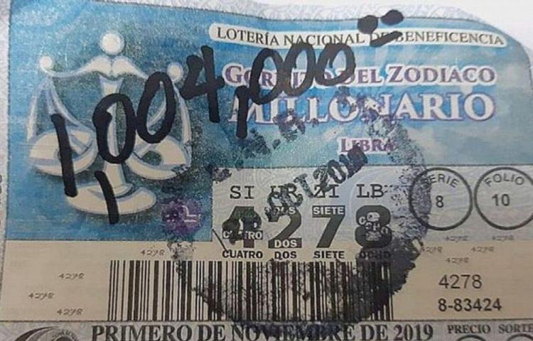 Un veragüense le pegó al 'Gordito' y es el nuevo millonario de Panamá