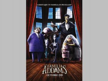 Los locos Addams llegan al cine panameño