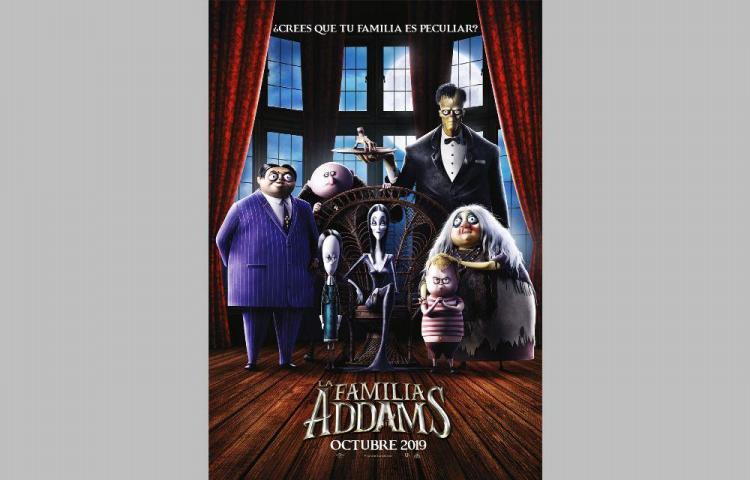 Los Locos Addams Llegan Al Cine Panameno El Siglo