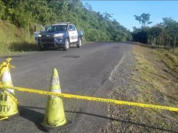 Encuentran tres personas muertas en Veraguas