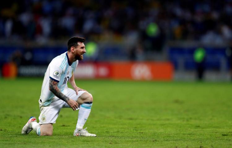 Messi vuelve a la Selección de Argentina