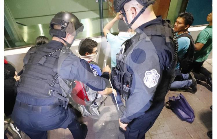 Audiencias de detenidos en protestas se harán el 6 y 8 de noviembre