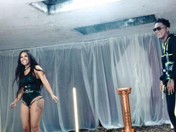 Eddy Lover y Anyuri toman 'Aire', los cantantes unen sus voces