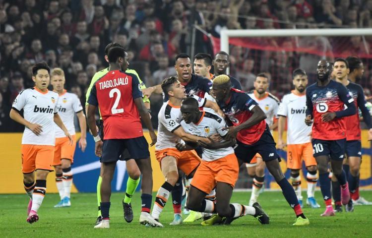 El Valencia, Obligado ganar al Lille para depender de sí Mismo en tramo final de