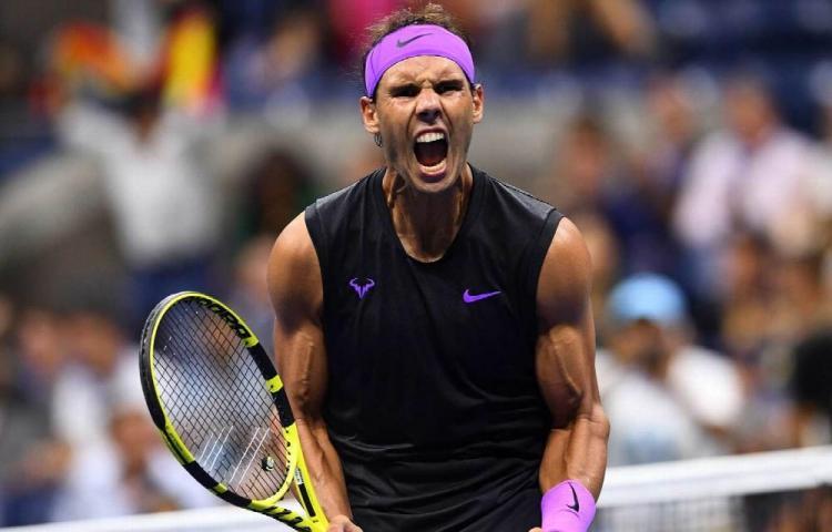 Rafael Nadal volvió a la cima del tenis mundial