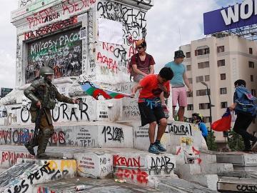 Diez datos sobre la desigualdad detrás del estallido social en Chile