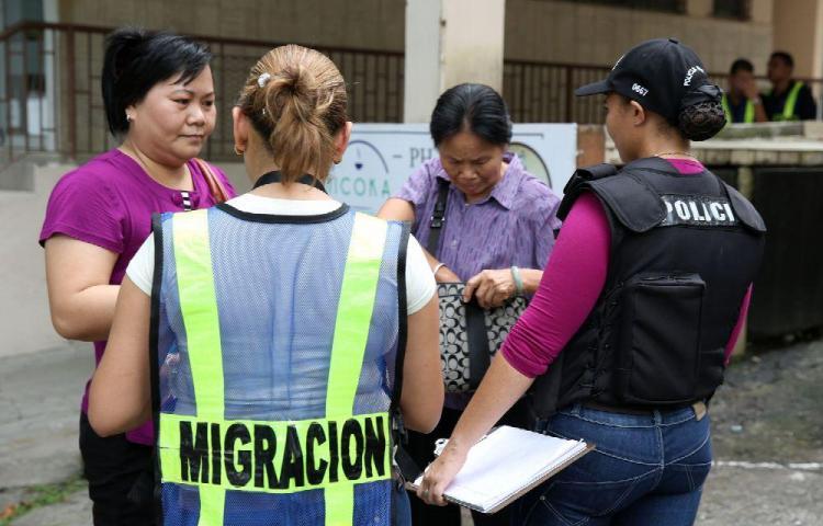 652 extranjeros fueron sancionados por el SNM