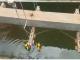 Autoridades buscan adulto mayor que se lanzó al río Juan Díaz