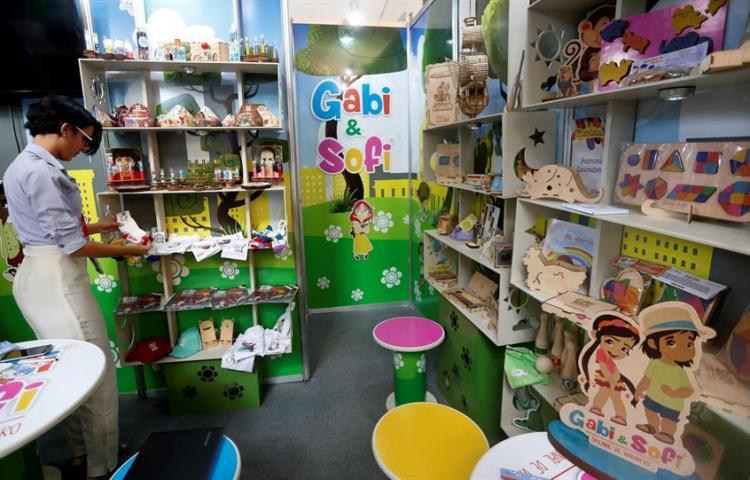 Juguetes hechos por emprendedores cubanos llegarán por primera vez a Europa