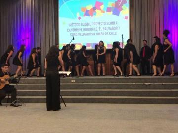 El Coro Valparaíso joven de Chile brindará un concierto en Panamá