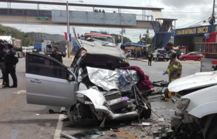 Colisión en Coclé dejó dos heridos, uno está grave