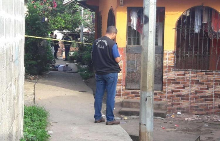 Le soltaron más de 30 balazos a colombiano