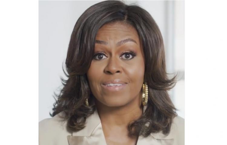 Michelle Obama arma, con famosos, su escuadrón frente a las elecciones en EEUU
