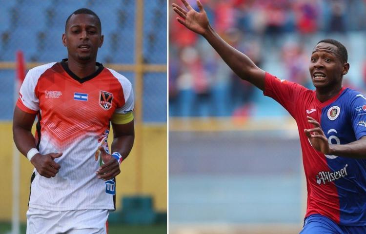 Nicolás Muñoz quiere el título de goleo de El Salvador